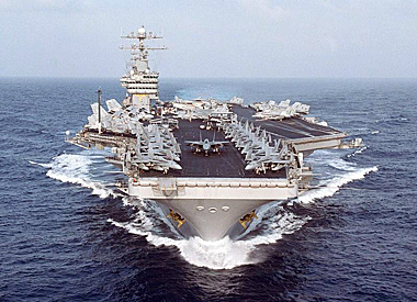 USS Dwight D. Eisenhower (aircraft carrier)