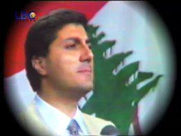Late President Bachir Gemayel