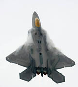 USAF F-22A Fighter Bomber