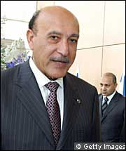 Newly Appointed Vice President in Egypt (Today Jan. 29, 2011) General Omar Sleiman, Former Head of Egypts Intelligence