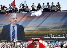 Feb. 14, 2009 saw more than 1 million Lebanese gather (Cedars Revolution)  to demand Lebanon's Freedom, Sovereignty and Independence and the Truth behind the Assassination of the former PM Rafic Hariri in the upcoming UN Tribunal.