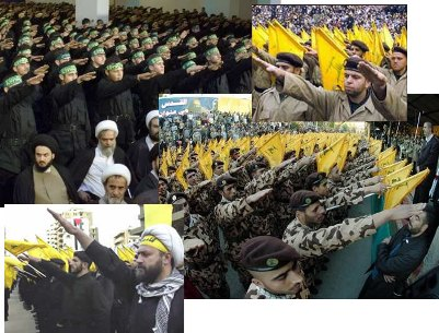 Hizballah Fighters