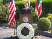 Jeffrey D. Feltman US ambassador to Lebanon