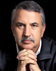 Thomas L. Friedman (Josh Haner/The New York Times)